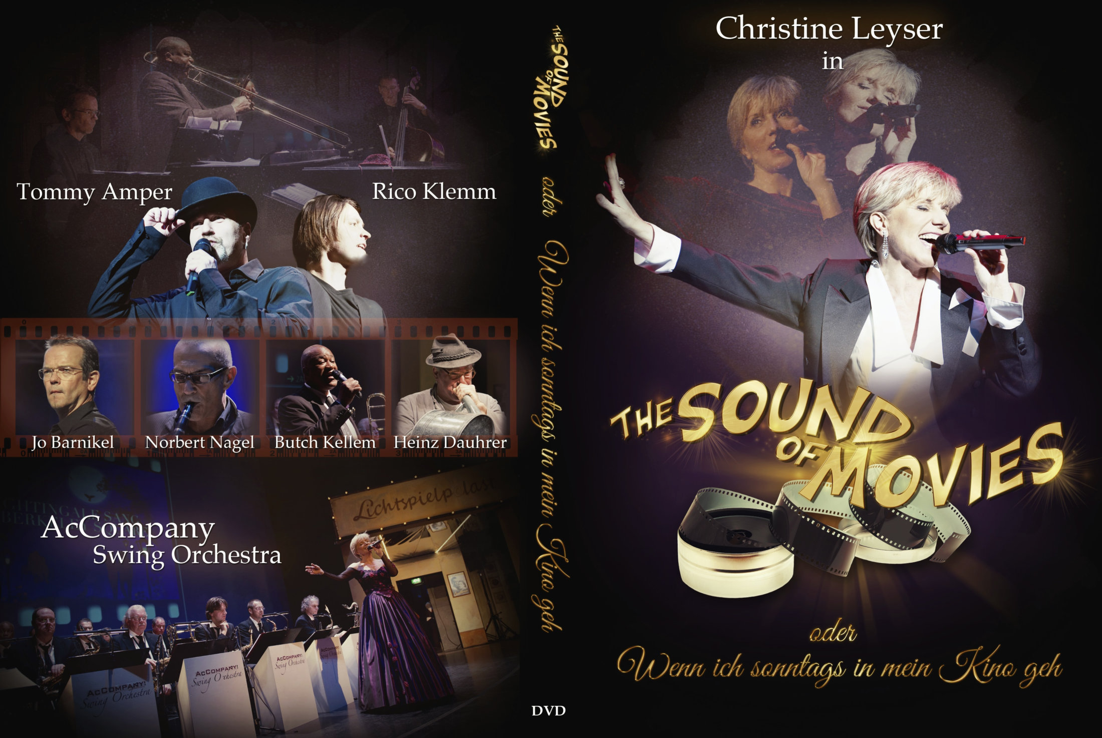 SoundOfMovies DVD Cover VERSION2 Revised Flattened